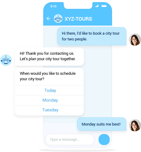 Chatbots - Build a Great Conversationalist
