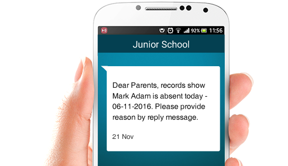 Sms Solutions For School Communications Amp Education Institutes